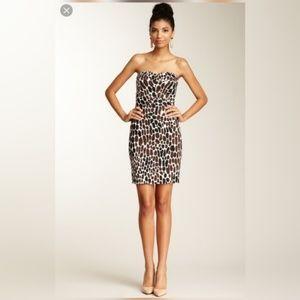 Trina Turk NWT Cora Strapless dress